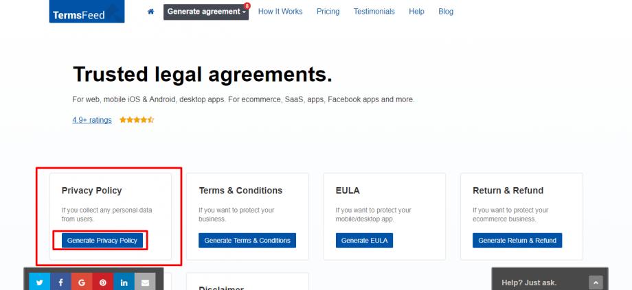 Facebook App Privacy Policy URL HACK | Joshua A  Johnson
